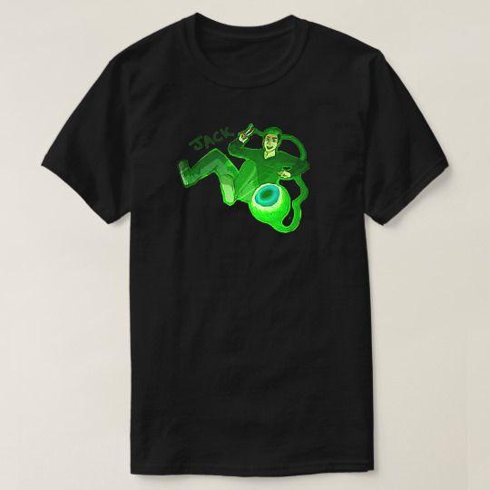 Jack Jacksepticeye Custom Shirts