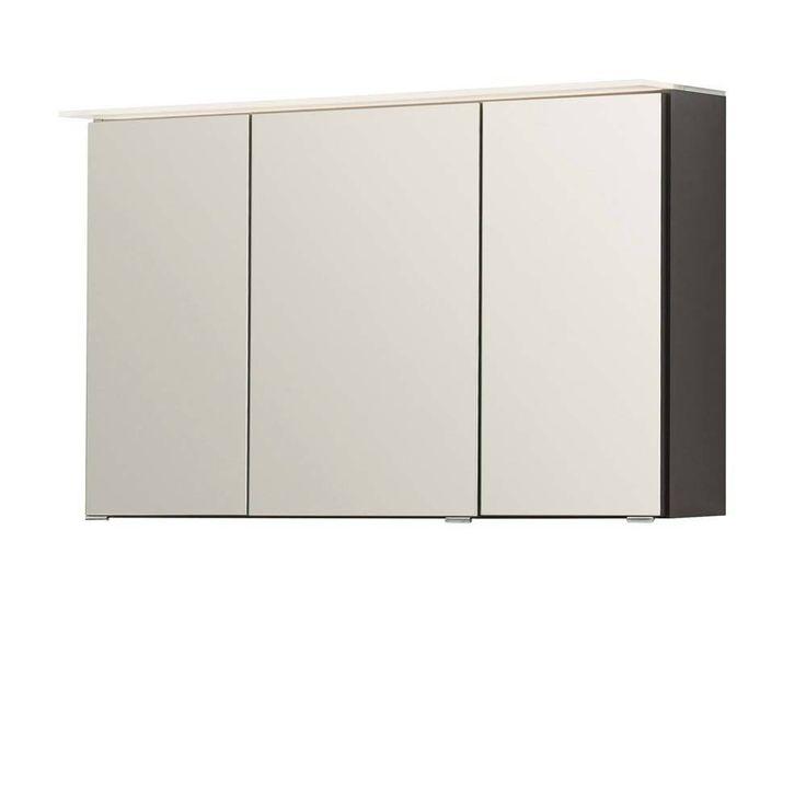 Badezimmer Spiegelschrank In Grau 3D Jetzt Bestellen Unter:  Https://moebel.ladendirekt.de/bad/badmoebel/spiegelschraenke/?uidu003db22bdc00 42ed 5679 85d4   ...