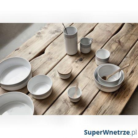 Cukiernica Menu Grey Stiches 4580030