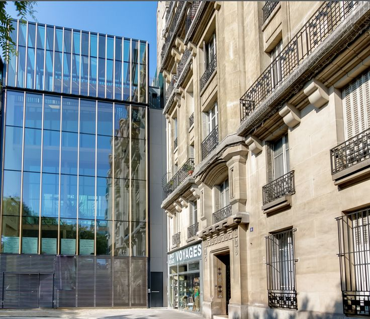 LA MAISON 14 - PARIS - 14e - France by Lescuyer Properties #maison14 #Paris #mansion #town #design #architects #luxe #France #LescuyerProperties