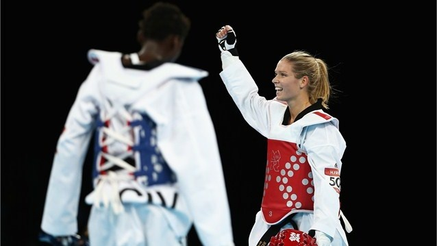 Helena Fromm - Taekwondo