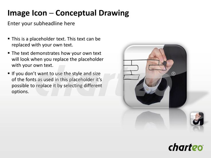 Illustrate new concepts easily with our Conceptual Drawing Image Icon for PowerPoint. Download now at http://www.charteo.com/en/PowerPoint/Backgrounds-Images/Photo-Icons/Image-Icon-Conceptual-Drawing-PowerPoint.html