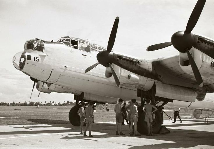 "The History of Avro Lancaster NX611 ""Just Jane"" #Jane"