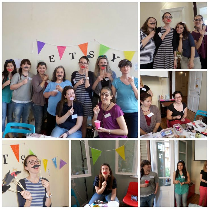 Craft Party in Thessaloniki - Bring new meaning to your photographs