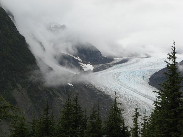Salmon Glacier, Hyder, AK