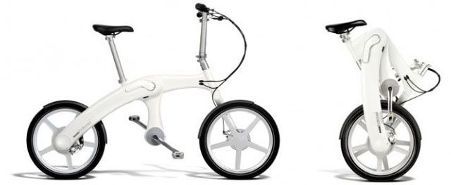 Mando E-Bike skips the chain, directly converts pedaling to electricity