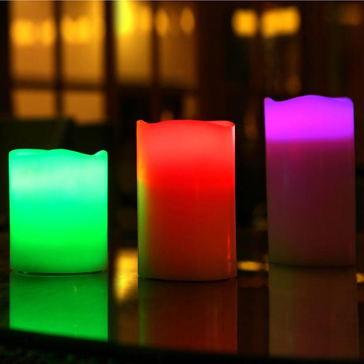 Led Christmas Tree Lights That Change Colors