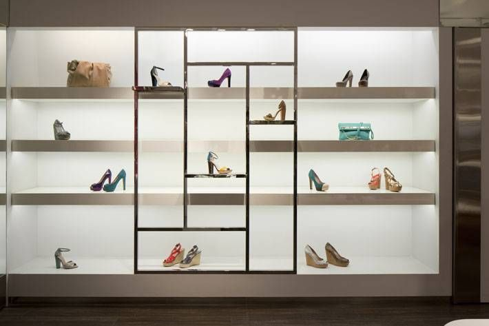 Shoe Store Design Ideas - Vince Camuto Shoe Store New York | Sergio Mannino