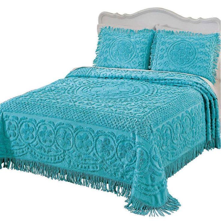 Best 25 Turquoise Bedspread Ideas On Pinterest