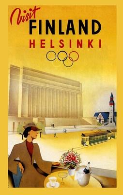 Olympics Visit Finland HELSINKI