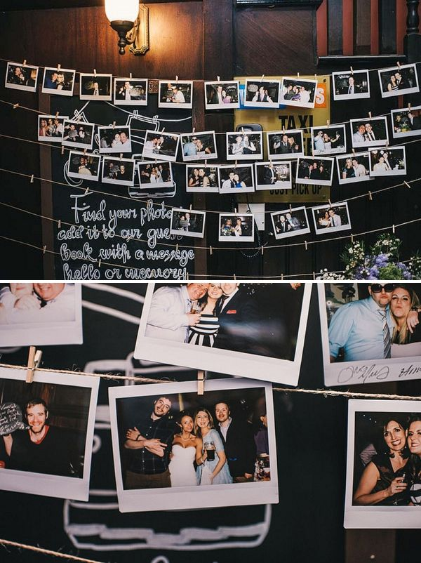 photo wall, image by http://thismodernlove.co.uk/
