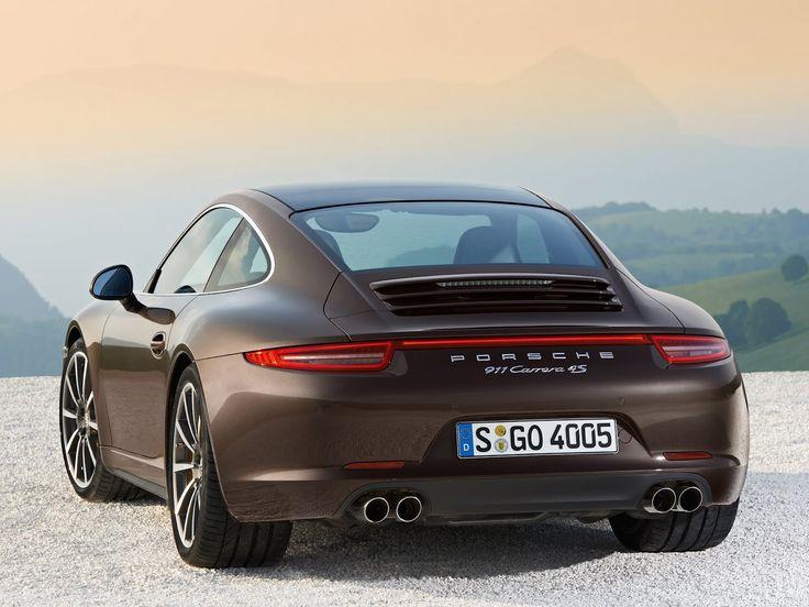porsche 911 | 2013 Porsche 911 Carrera 4 i Carrera 4S – oficjalne zdjęcia i ...