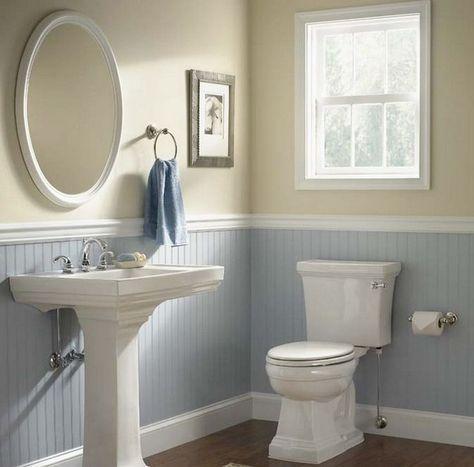 Algunos consejos importantes para decorar Half Bathroom para recordar 2018 … baños