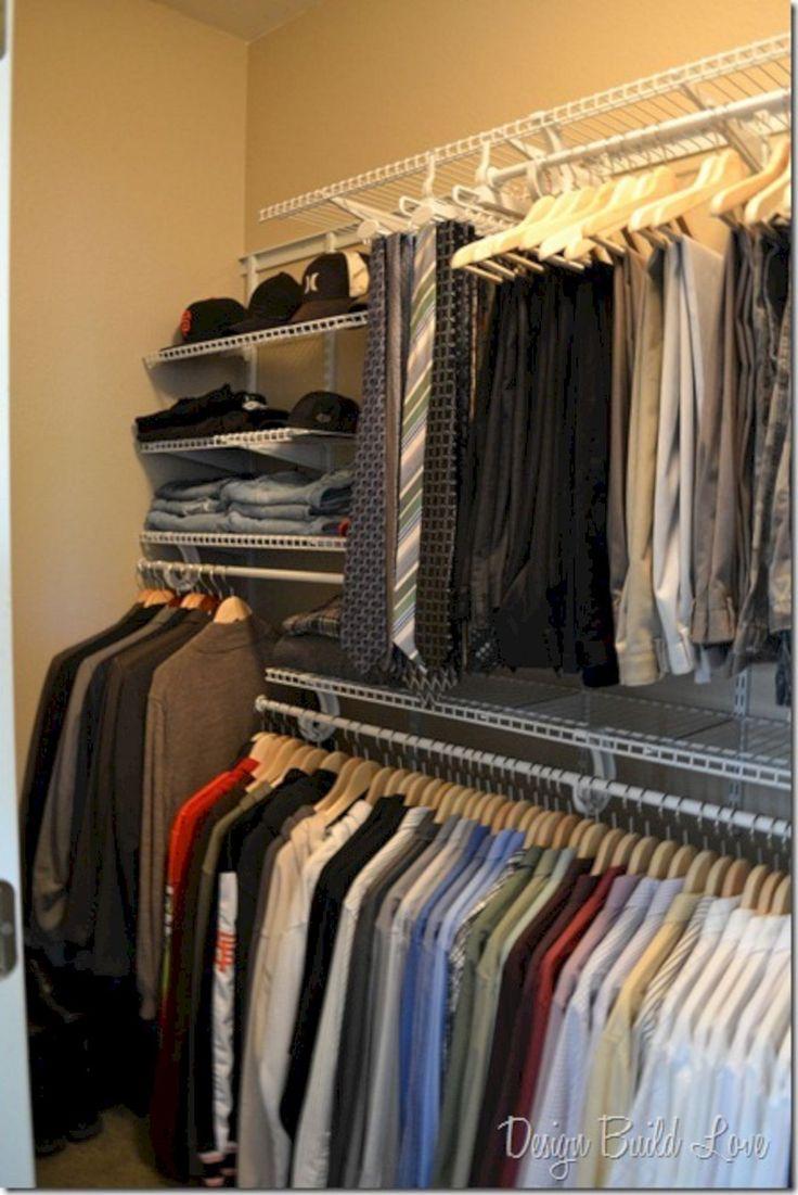 The 25+ Best Mens Closet Organization Ideas On Pinterest | Man Closet,  Closet Ideas And Maximize Closet Space