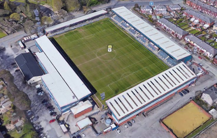 Spotland Stadium - Home of Rochdale FC