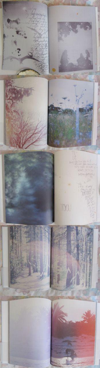 journal inspiration. beautiful.