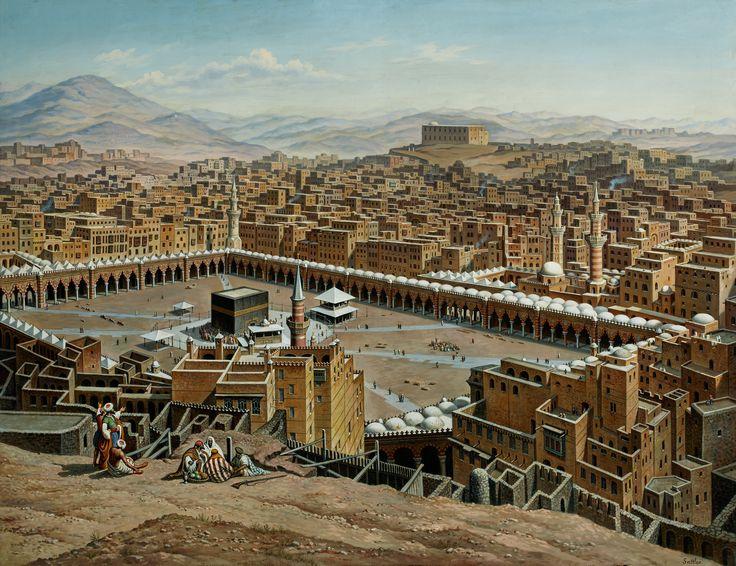Hubert Sattler-Mekka 1897