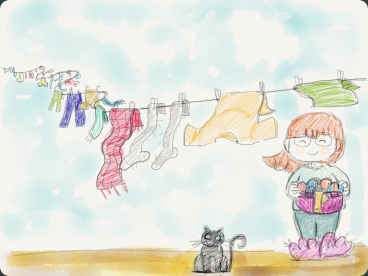 the laundry....... the infinite is beyond ;))))) www.mayu.it