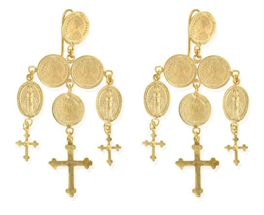 Pietra Dura http://www.vogue.fr/joaillerie/shopping/diaporama/croix-byzantines/10183/image/635838#pietra-dura