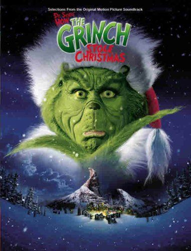 Selections from the Original Motion Picture Soundtrack for Dr Seuss How the Grinch Stole Christmas  PianoVocalChords