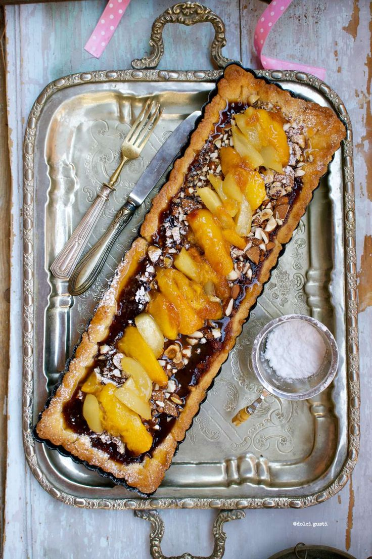 crostata maurizio santin