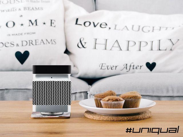 #breakfast #goodmorning  #speaker #bluetooh #music #uniqual #custom #b&w