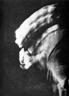 Anton Giulio Bragaglia: 'Photodynamism, The Bow' (1911) - The Italian Futurists championed photography and film as new and versatile media that the so-called 'Modern' artists were not exploiting properly...