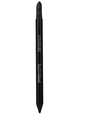 CoverGirl LiquilineBlast Eyeliner Pencil in Blackfire- best eyeliner. Won't give you racoon eyes & stays good on your water line!