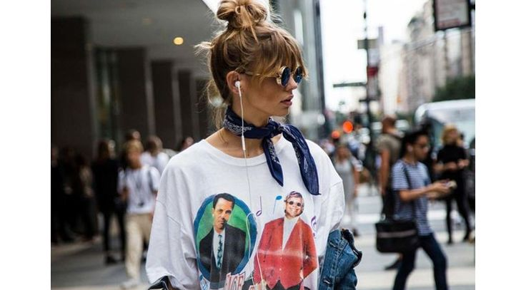 Уроки улиц Нью-Йорка / Мода и красота