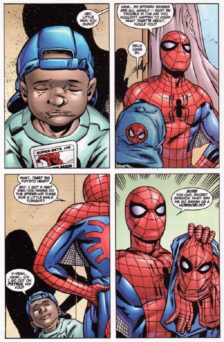 Quotes From Spider Man Comics Comic Books Spiderman Spider