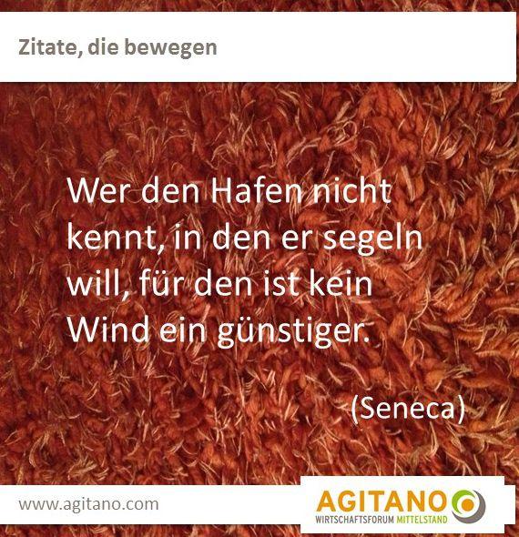 #Zitat #Spruch #Weisheit #Seneca #Persönlichkeit #Management #Führung
