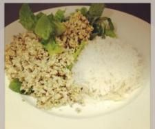 Thai Chicken Larb | Official Thermomix Recipe Community