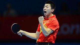 Table Tennis Times: My Table Tennis Rankings