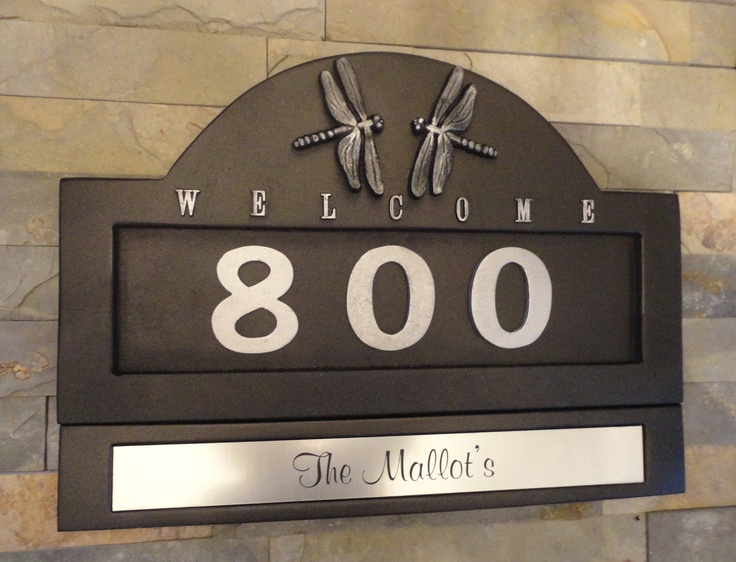The 25+ best House name plates ideas on Pinterest | Modern style ...