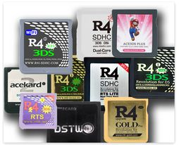 If  you want to play DS Game for free through hacking 3ds, which flashcard to buy, R4 or R4 3DS? For Nintendo game fans, below is your best offer and ...