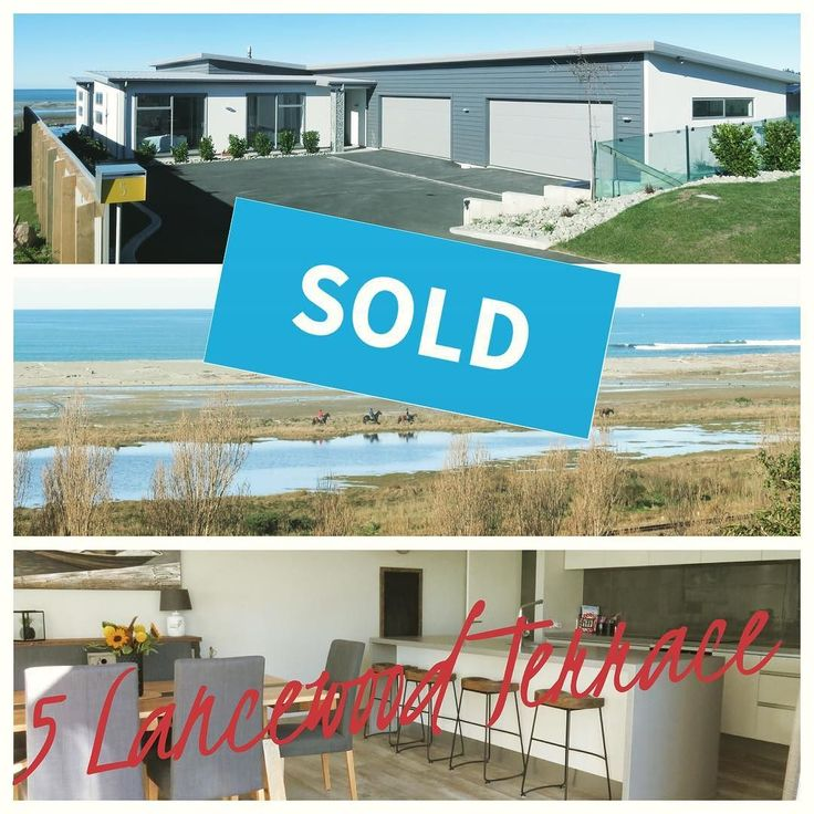 A great result for my great vendors at 5 Lancewood Terrace. #harcourts #timaru #pacificheights #realestate