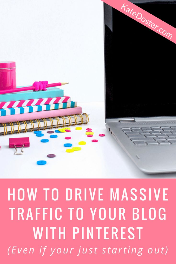 How to drive massive traffice to your blog with Pinterest