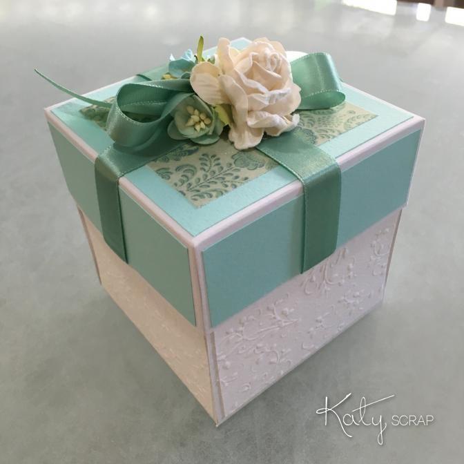 Fler BLOG | Katy scrap / Vaše svatební darovací krabičky