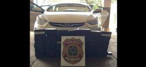 Um homem de 35 anos foi preso ao ser flagrado transportando em um veículo 94kg de cocaína e 299g de maconha.O fato aconteceu no km 67 da BR-167 durante a Operação Integração da Polícia Rodoviária Fe ...