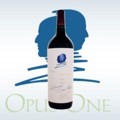Opus One 2003. Red Bordeaux Blend (Cabernet Sauvignon, Merlot, Cabernet Franc, Petit Verdot, Malbec).