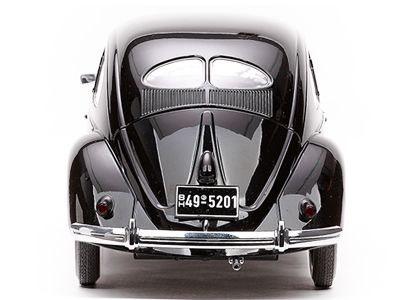 1949 volkswagen beetle split rear windwo