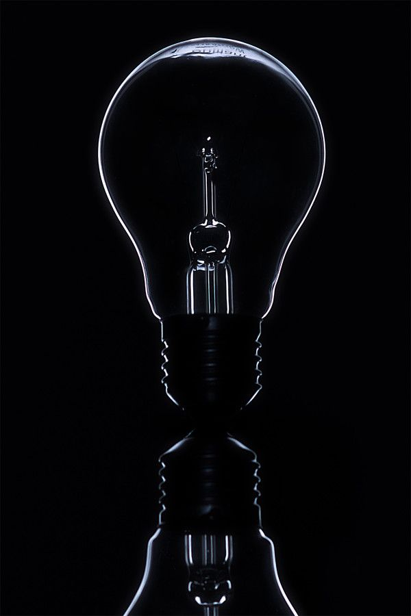 Only in Photoshop to resize. Enjoy  (Two bulbs connected with special glue paste) by Vito Einfachder