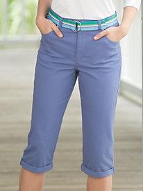 Amanda Belted Capris by Gloria Vanderbilt $39.99 - $44.99