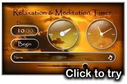 Online Meditation Timer