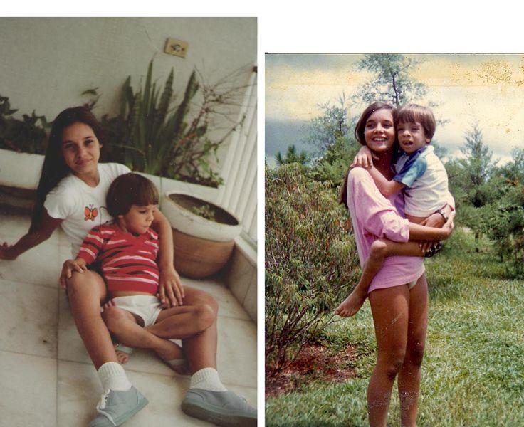 Momentos em família | Daniella Perez