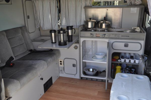 274 best vw t25 interiors and paint images on pinterest for Vw camper van interior designs