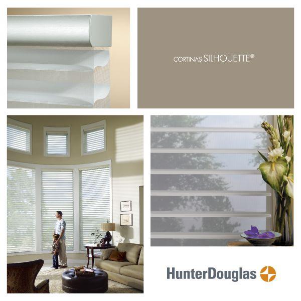 Protégete de los rayos UV al máximo con las Cortinas Silhouette®, que aparte de ser elegantes, le brindan un hermoso diseño a tus espacios! Puedes conocerlas con tu distribuidor más cercano ingresando en >>> http://www.hunterdouglas.cl/cortinas/distribuidores #HunterDouglas #Silhouette