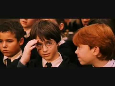 Harry Potter e il cappello parlante