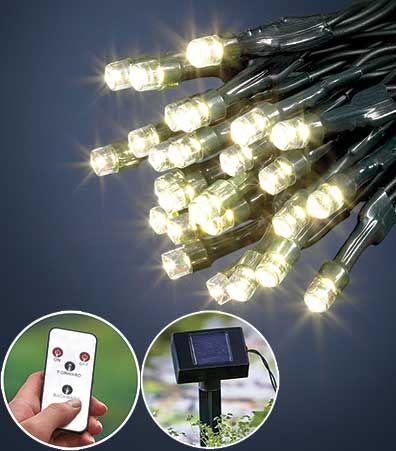 Remote Control LED String Lights