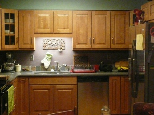 79 best Maple Kitchen Cabinets images on Pinterest